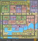 Mapa de Ciudades, barrios y sitios importantes > San Andreas