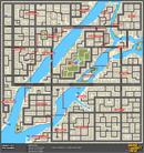 Mapa de Misiones secretas > Liberty City > Heist Almighty