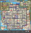 Mapa de Armas e ítems del Distrito Residencial