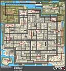 Mapa de Frenesís asesinos del Distrito Residencial