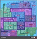Mapa de Barrios del Distrito Industrial