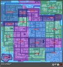 Mapa de Barrios del Distrito Residencial