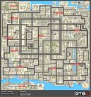 Mapa de Frenesís asesinos del Distrito Central