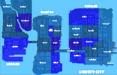 Mapa de Barrios