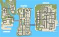 Mapa de Carreras callejeras y Football de demolición