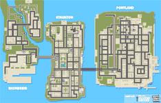 Mapa de Rampas de salto