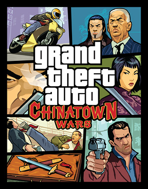 Cover GTA: Chinatown Wars