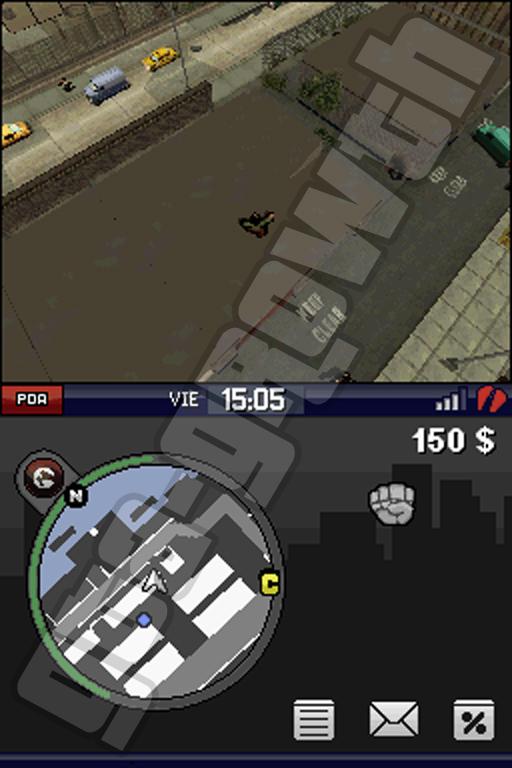 Circuito de carreras de L.C. de GTA: Chinatown Wars · GTA ...