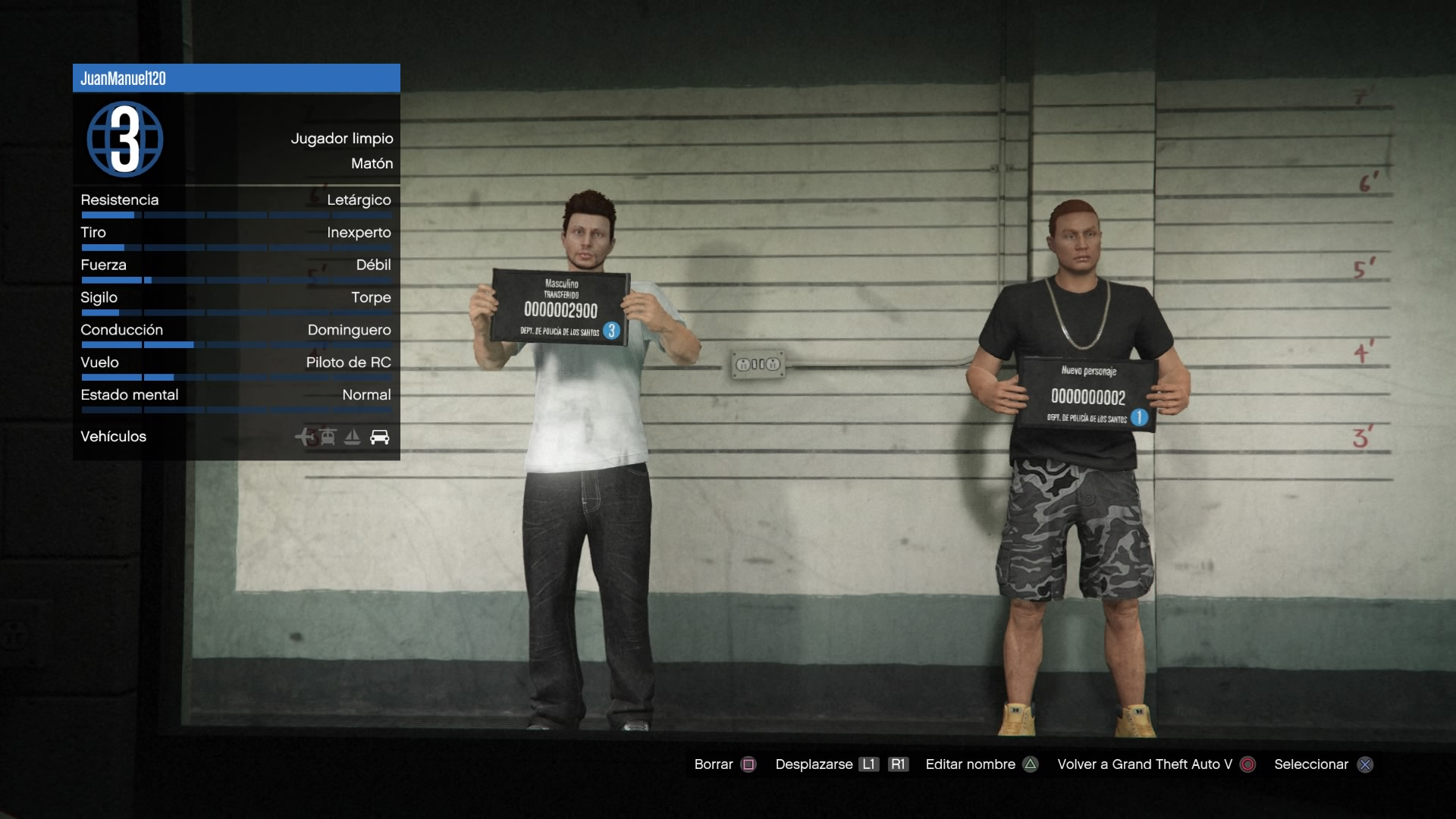 Personajes de gta online gta growth for Cuarto personaje gta 5