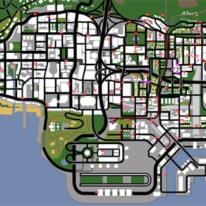 Mapa de Grafitis