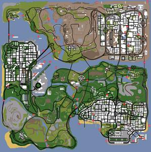 Mapa de Ostras