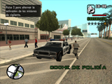 Coche de policia (LVPD)