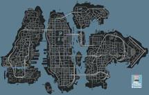 Mapa de Chalecos antibalas