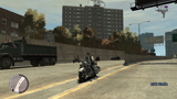 Moto Policía