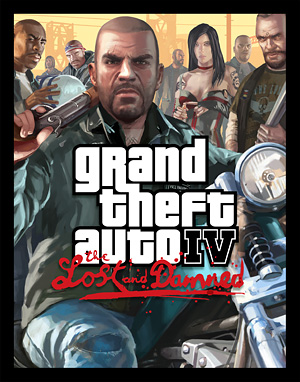 Cover GTA: The Lost and Damned