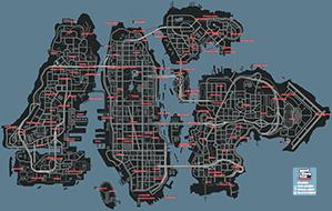 Mapa de Armas
