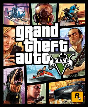Cover GTA V