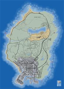 Mapa de Piezas del submarino