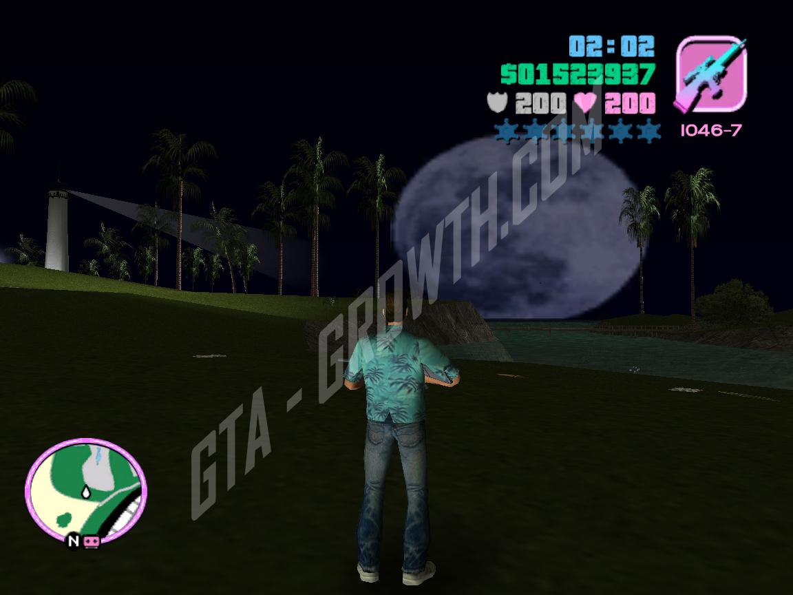 where is pole position in vice city