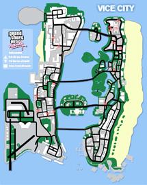 Mapa de Almacenes para desvalijar