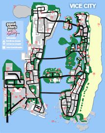 Mapa de Objetos ocultos