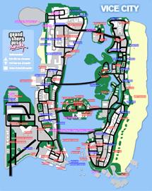 Mapa de Vehículos