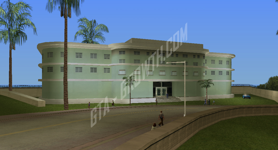 Propiedades de GTA: Vice City · GTA-Growth
