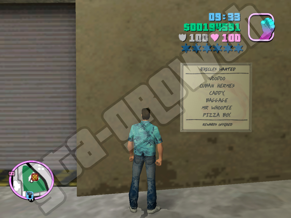 how to pass pizza boy mission in gta vice city