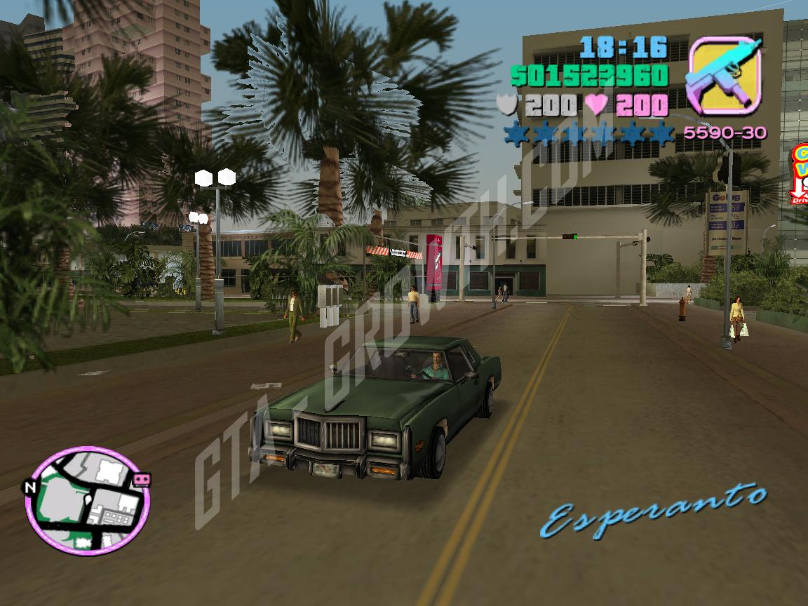 Salón de coches de GTA: Vice City · GTA-Growth