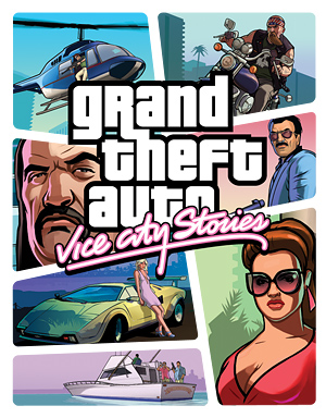 Cover GTA: Vice City Stories