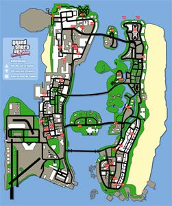 Mapa de Destrucciones (PS2)