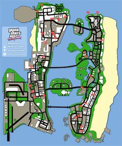 Mapa de Destrucciones (PSP)